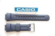 CASIO G-2900 G-Shock 16mm Original Navy Blue Rubber Watch BAND Strap G-2900F-2V