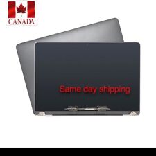 """100% Genuine Gray MacBook Pro 13"""" A1708 A1706 2016 2017 Screen Display Assembly"""