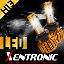 XENTRONIC LED HID Headlight kit H13 9008 White for 2006-2009 Mitsubishi Raider