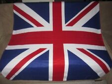 New Great Britain Union Jack Flag Soft Fleece Git Blanket British United Kingdom