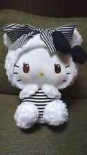 "Hello Kitty Plush Doll ""BIG PANDA KItty""13inch From Japan"