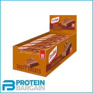 Slimfast Snack Bar 6 x 26g Bars Sent in Envelope or 30 Bars In A Box
