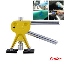 Auto Car Body Glue Puller Hail Damage Paintless Dent Repair Tools Lifter Yellow