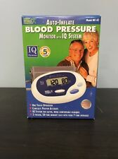 Blood Pressure Digital Monitor Mark Of Fitness MF-43 NEW IN BOX - NEVER USED