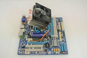 Gigabyte Motherboard Phenom II Processor DualBios SATA3 HT 3.0 AM3 USB 2.0
