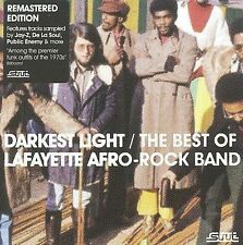 Darkest Light: The Best of the Lafayette Afro Rock Band