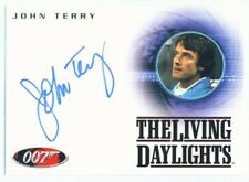 "JOHN TERRY ""AUTOGRAPH A116"" JAMES BOND IN MOTION"