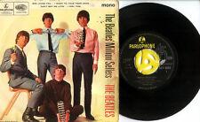 BEATLES 1965 Beatles' Golden Discs 7'' inch 45 EP & PS PICTURE SLEEVE Britain UK
