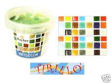MOSAICO - 1500 tessere di vetro colorato - cm1x1 circa