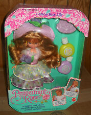 #8115 NRFB Vintage Mattel Peppermint Rose Lemon Kiss Lily Doll