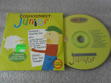 CD-COSMOSTREET JUNIOR-GREEDY GUTS-TEN YEARS+JEU PC EGYPTE KID(SINGLE)2003-1TRACK