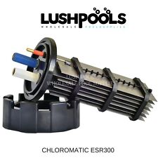 CHLOROMATIC / AQUACHLOR ESR300 C250 MC30C Chlorinator Salt Cell 5 YR Warranty