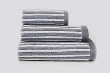 Luxury Towels Hotel Quality 100% Cotton Soft Stripe Towels Hand Bath Towel Sheet