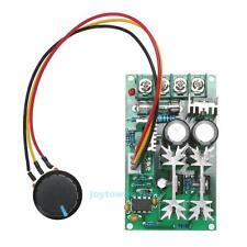 12V/24V/36V/48V/60V 1200W 20A PWM FAN Controller DC Motor Speed Controller