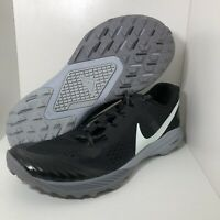 Nike Trail Shoes Air Zoom Terra Kiger 5 Black AQ2219-001 Men Size 12