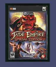 Jade Empire Special Edition - VG Complete - PC DVD 2007