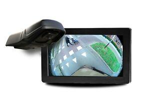 ORLACO CornerEye Kamerasystem für LKW - Tote Winkel Assistent 0400040