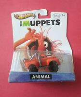 HOT WHEELS - THE MUPPETS - ANIMAL - LONGUE CARTE - 2012 - Y0768 - R 6026