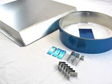Universal 26 Radiator Diy Aluminum Fan Shroud Kit K72653 26