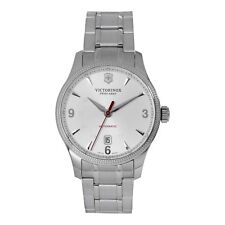 Victorinox 241715.1 Swiss Army Alliance Men's 40mm Automatic Stainless Steel Wat