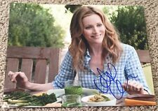LESLIE MANN APATOW SIGNED AUTOGRAPH THIS IS 40 KNOCKED UP 8x10 PHOTO A w/PROOF