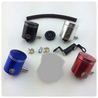Aluminium Bremsflüssigkeitsbehälter eloxiert universal brake fluid reservoir cnc