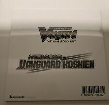 Cardfight Vanguard Memoir of Vanguard Koshien Charaexpo 2019