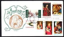 CHRISTMAS MADONNA & CHILD Stamps 1444 COMBINATION First Day Cover FDC (7431)