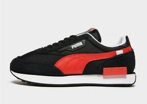 Puma Future Rider Runners/Sneakers US10M Red/Black Preorder (Under Retail SNAG)