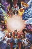 🔥 Strange Academy #1 J. Scott Campbell Virgin Variant Marvel JSC Preorder!
