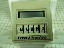 POTTER & BRUMFIELD 11-Pin PROGRAMABLE MULTIFUNCTION TIME DELAY RELAY-NEW