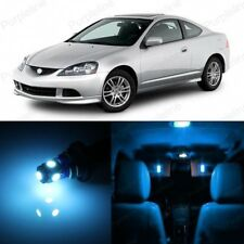 8 x Deluxe Ice Blue LED Interior Lights Kit For 2002 - 2006 Acura RSX + PRY TOOL