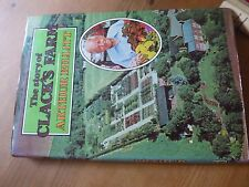 The Story of Clack's Farm Arthur Billitt signed by author 1982 Ward Lock DJ BBC