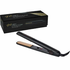 """Authentic GHD 1"""" Classic Ceramic Professional Hair Styling Flat Iron Straighten"""