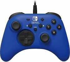 Switch Horipad Controller - Blue New