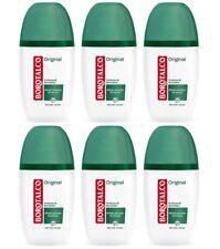 6pz BOROTALCO ORIGINAL deodorante vapo no gas con microtalco 75ml corpo deo