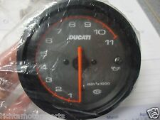 Brand New Ducati Tachometer/Rev Counter 2001 Monster 600 750 ~ 40240141A