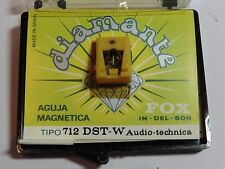 Gen Stylus AUDIO TECNICA For ATN-3711 y AT-37711, E - Sony ND-5G - Sanyo ST-53D