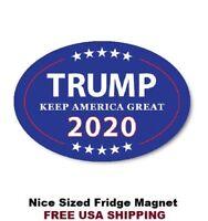 588 -  Donald Trump 2020 Vote Refrigerator Fridge Magnet