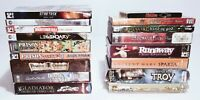 PC Game Lot of 17 Runaway Star Trek Beowulf Pirates Prison Tycoon Some Big Box