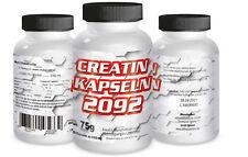 13,32€/100g Creatin 2092 120 Kapseln Creatine Caps Dose Kreatin Monohydrat Mega