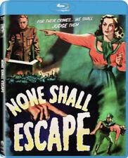 None Shall Escape [New Blu-ray]