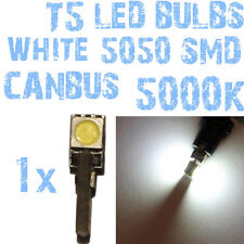 N° 1 Gloeilamp LED T5 CANBUS 5000K SMD 5050 Koplampen Angel Eyes DEPO FK 1A2A 1A