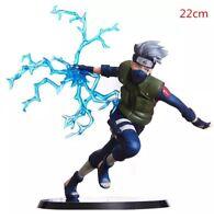 """Naruto Kakashi Hatake Figure 8.5"""" With Stand US Seller"""