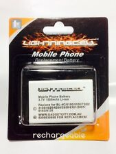 NOKIA REPLACEMENT BL4C BL-4C REPLACEMENT BATTERY 1006 1202 1265 1325 1661 6101