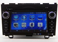 Auto Stereo Car Radio CD DVD Player MP3 GPS Navigation For Honda CRV 2006-2011