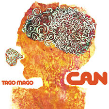 CAN - Tago Mago - NEW 2 LP set w/ download card!  - SEALED 180g gatefold