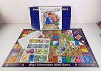 West Edmonton Mall Board Game Vintage 1986 Complete