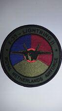 RNLAF F-35 Badge !!!!!