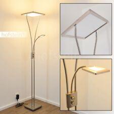 Lampadaire à vasque LED Lampe sur pied Variateur tactile Lampe de bureau 176536